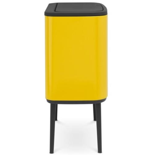 BO פח טאץ 36 ליטר צהוב דייזי Brabantia 315763 - תמונה 3