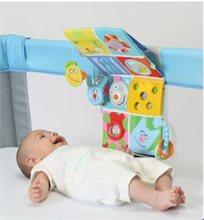 פעלולון אלקטרוני רב שלבי לעריסה ולמיטת תינוק