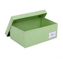 קופסא מעוצבת לאחסון מבית 'Minene', עם פטנט קיפול לנוחות מירבית