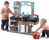 מטבח לילדים דגם שף עם 25 אביזרי משחק 8548