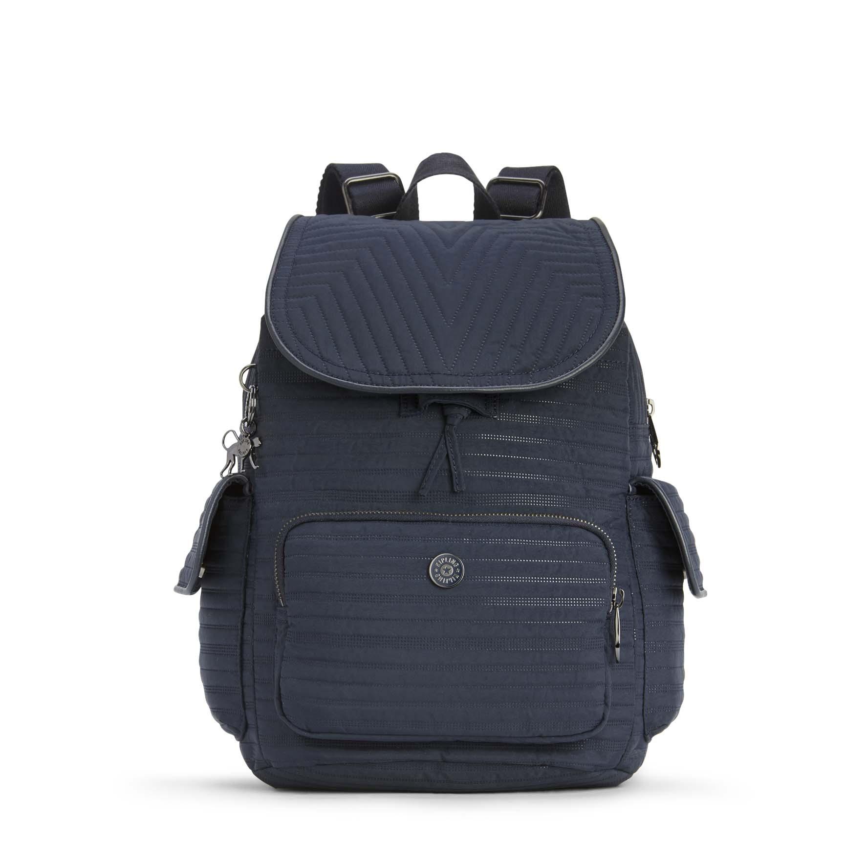 תיק גב קטן City Pack S - Serious Blue  כחול רשמי
