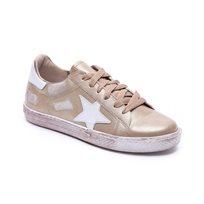 Seventy Nine - נעלי סניקרס אופנתיות בצבע זהב