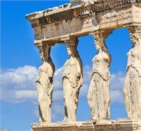 טיסות הלוך חזור לאתונה עם חברת 'Alitalia' בחודשים מאי עד יוני רק בכ-$117* לאדם!