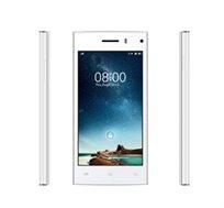 """סמארטפון X451W מבית Champion mobile עם מסך IPS """"4.5, מעבד 4 ליבות, תמיכה ב-DUAL SIM ו-Android 4.4"""