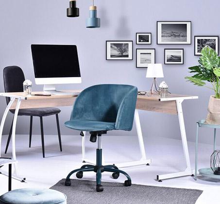 כיסא משרדי מרופד דגם מתיוס