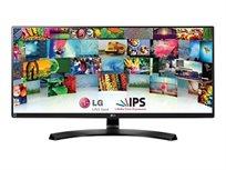 """מסך מחשב מקצועי """"34Ultra Wide תוצרת LG דגם 34UM88-P - משלוח חינם!"""