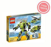 רובוט ירוק קריאטור מבית LEGO