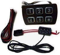 קודן (אימבולייזר) איכותי ונוח לרכב דגם code cut מבית ERM כולל התקנה חינם