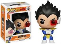 Funko Pop - Vegeta (Dragon Ball Z) 10 בובת פופ
