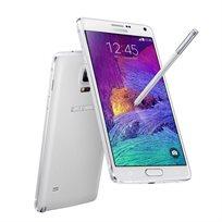 """סמארטפון Samsung Galaxy Note 4 עם מסך """"5.  זיכרון בנפח 16GB"""