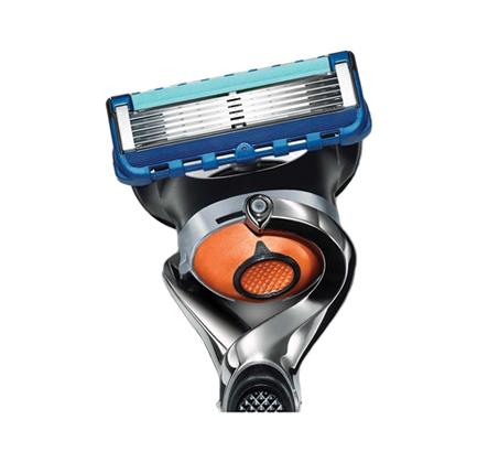 מארז Gillette Proglide עם טכנולוגיית פלקס בול ידני מכשיר+7 סכינים  - תמונה 2