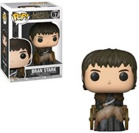 Funko Pop - Bran Stark (Game Of Thrones) 67  בובת פופ