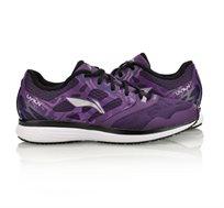 נעלי ריצה לנשים Li Ning Speed Star בצבעי סגול/לבן