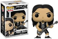 Funko Pop - Robert Trujillo (Metallica)  60 בובת פופ
