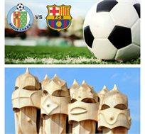 הליגה הספרדית-'ברצלונה מול חטאפה'! 4 לילות בברצלונה +כרטיס למשחק! החל מכ-€599* לאדם!