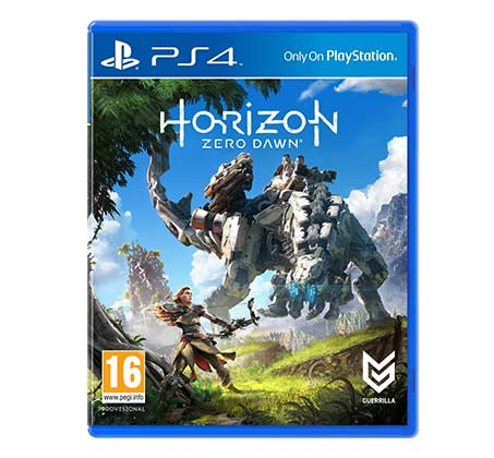 משחק HORIZON ZERO DAWN ל PlayStation 4 יבואן רשמי