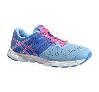 נעלי ספורט Asics לנשים בצבע תכלת וורוד
