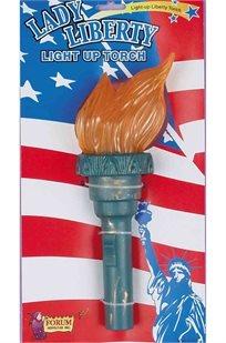 לפיד פסל החירות מאיר!