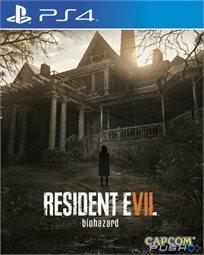 Resident Evil 7 Ps4 במלאי! אירופאי!