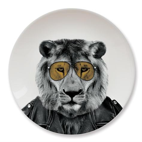 Mustard// Wild Dining Lion