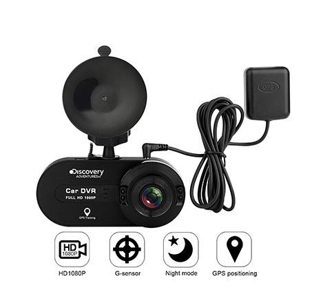 מצלמת דרך Motorola לרכב DS 970 1080 עם צפייה רחבה של 170 מעלות - תמונה 3