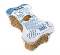 כלבים שרוצים יותר! ביסקויט בוש דנטלי 450 גרם לכלבים בריאים יותר, טעים יותר ומתגמל