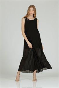 שמלה אקורד שחור -
