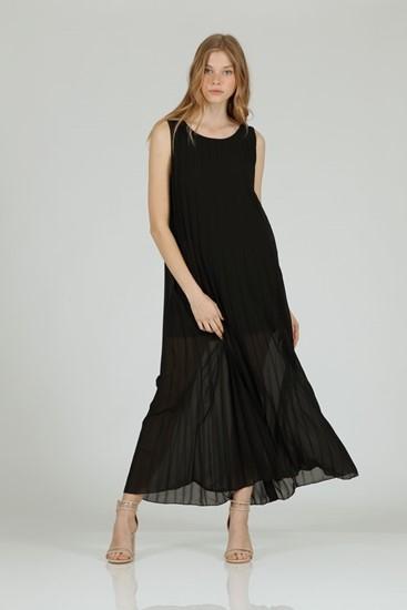 שמלה אקורד שחור