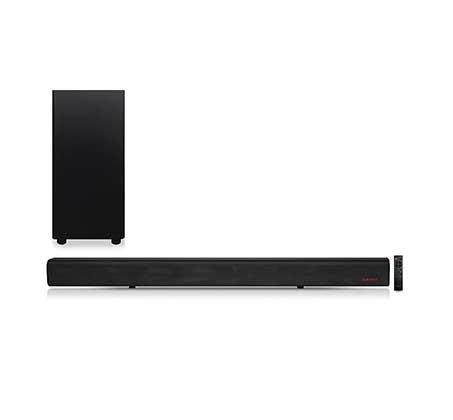 סאונד בר PURE ACOUSTICS Bluetooth עם HDMI סאב וופר אלחוטי 225W