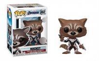 Funko Pop - Rocket (Avengers Endgame ) 462  בובת פופ הנוקמים החדש