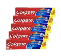 """מארז של 8 יחידות משחת שיניים Colgate קולגייט 100 מ""""ל"""