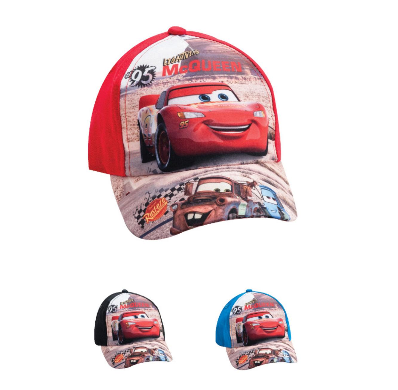 2 כובעי בייסבול ספידי מקווין לילדים במגוון - צבע לבחירה