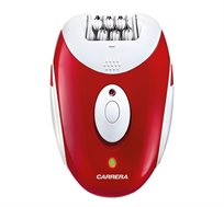 מכשיר אפילציה להסרת שיער CARRERA דגם 9143061, חזק במיוחד, מתאים לנשים וגברים וכולל אחריות יבואן רשמי