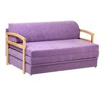 ספת אירוח נפתחת למיטה נוחה כולל ארגז מצעים דגם נטלי מבית OR design