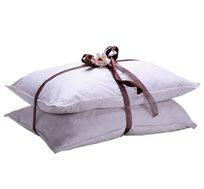 כרית שינה נוצות במילוי 100% נוצות אווז VARDINON