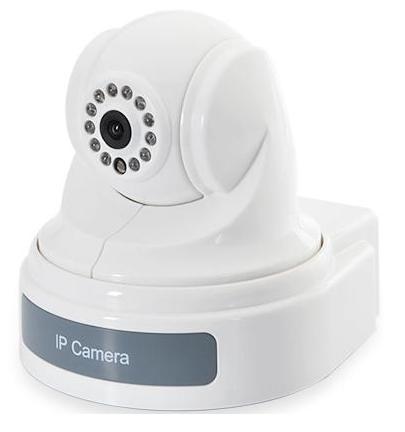מצלמת IP אלחוטית בטכנולוגיית PUSH ALARM - משלוח תמונה אוטומטי בעת זיהוי תנועה