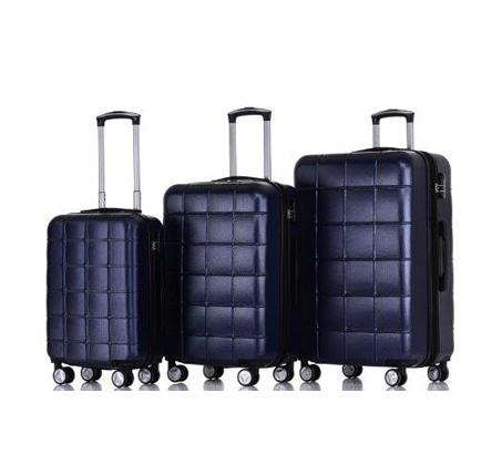 סט 3 מזוודות קשיחות במגוון צבעים SWISS ZUG - משלוח חינם - תמונה 5