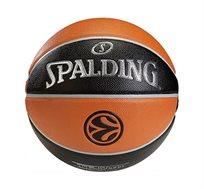 כדורסל גודל 7 עשוי עור סינטטי SPALDING - משלוח חינם