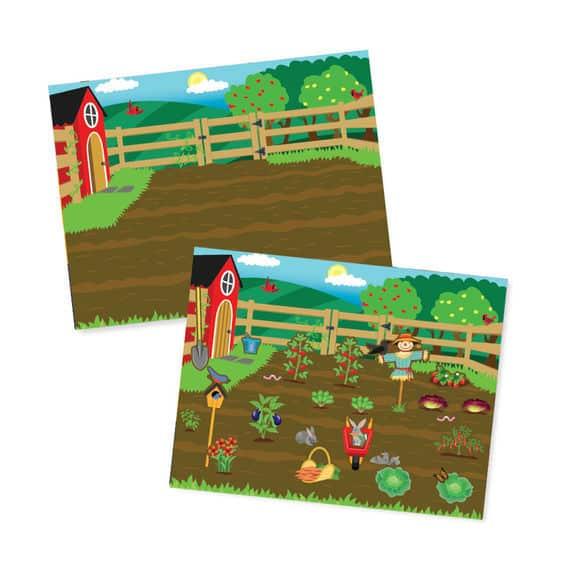 חוברת מדבקות חוות חיות - תמונה 2