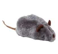 משחק עכבר פרוותי מתרוצץ לחתולים