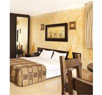 לילה זוגי מפנק במלון 'גולדן ביץ'' בתל אביב כולל א.בוקר רק ב-₪499 ללילה לזוג!