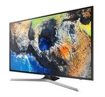 """טלוויזיה Samsung """"65 SMART 4K דגם UE65MU7000 כולל הובלה והתקנה קירית"""