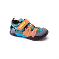 Tsukihoshi Child 17 - נעל ילדים במראה אורבני בצבע כתוםים