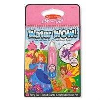 חוברת טוש המים פיות - Melissa & Doug