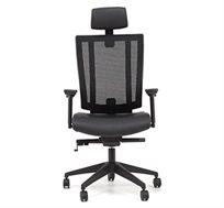 כיסא ארגותרפי Net One מערכת ייחודית התומכת באמצעות צירים בכל מערכת חוליות הגב - משלוח חינם