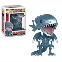 Funko Pop - Blue-Eyes White Dragon (Yu-Gi-Oh) 389 בובת פופ