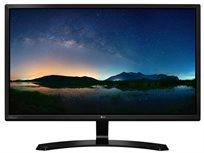 """מסך """"27LEDברזולוציית Full HD תוצרת LG דגם 27MP58VQ-P - משלוח חינם!"""