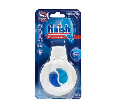 ערכת Finish למדיח הכוללת טבליות, נוזל הברקה, מפיג ריח, מלח ומנקה מדיח - תמונה 4
