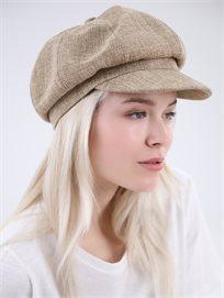 כובע קסקט אלמה חום סטייל ריבר
