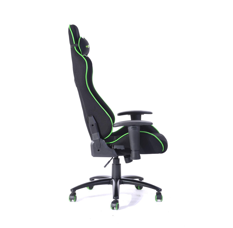 כיסא פרו גיימר מארק לבית או למשרד  לישיבה ממושכת בעל משענת גב נוחה וגבוהה במיוחד HOMAX - תמונה 4